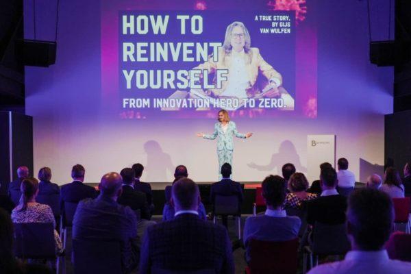 Innovatie Inspiratie Met Gijs Van Wulfen In Gent - Amon Consultants