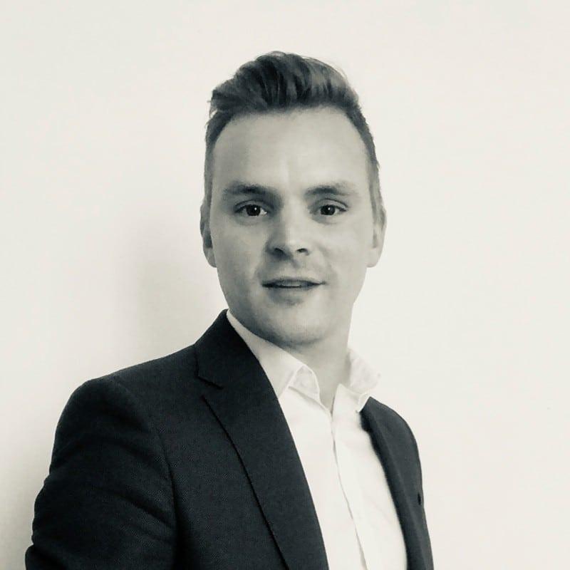 CEO Tim De Borle van Napoleon Sports & Casino is tevreden over de samenwerking met Amon voor de selectie en rekrutering (headhunting) van een nieuwe CTO.