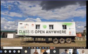 Online infosessie van Close The Gap