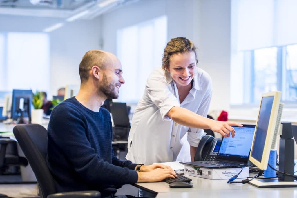De Digital-afdeling van Aquafin legt veel ownership binnen de product teams.