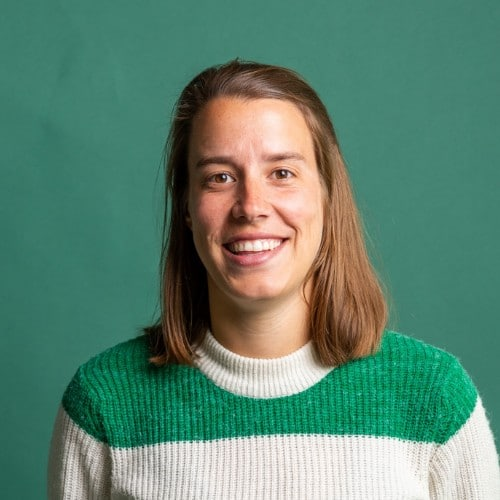 Eva Maertens Teamleader CRM