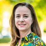 Peggy Kesteloot, System Administrator bij Aquafin