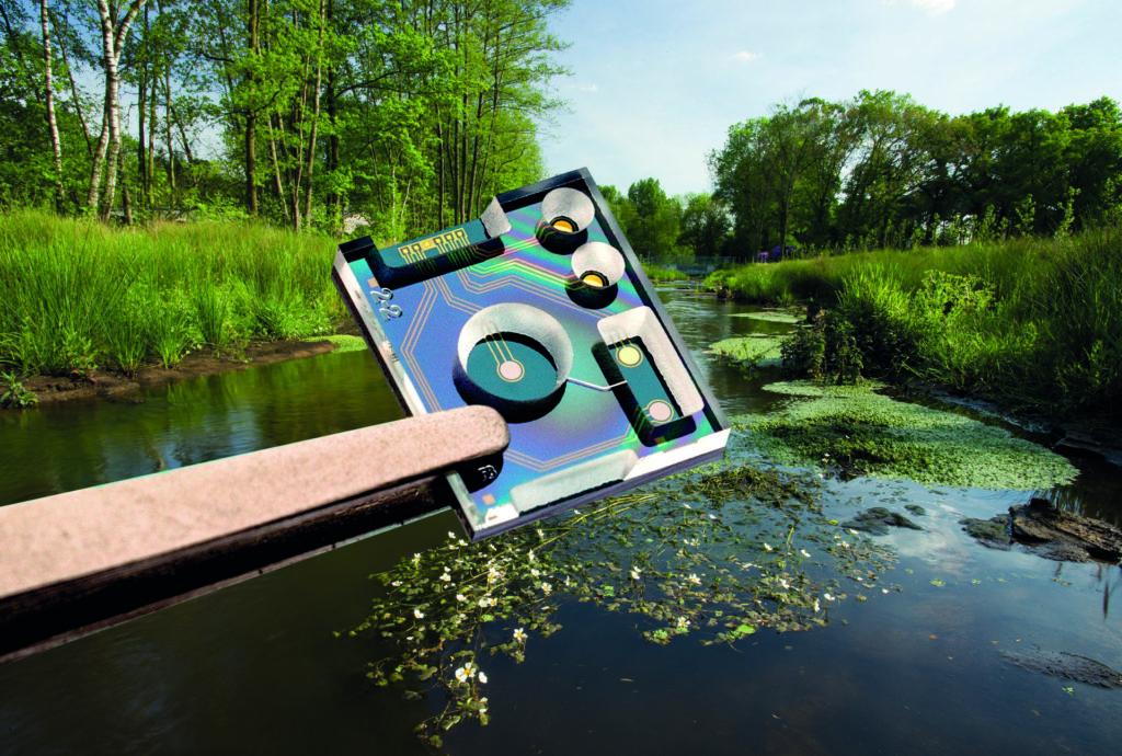 Met digitale technologie maakt Aquafin de analoge wereld beter.