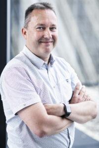 Wim Van Uytven, Finalist 2021 - ICT & Digtal Coach of the Year