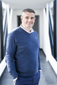 Wim Nagels, finalist 2021 - ICT & Digital Coach of the Year