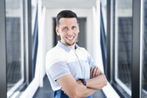 Jan Hollez, finalist 2021 - ICT & Digital Coach of the Year
