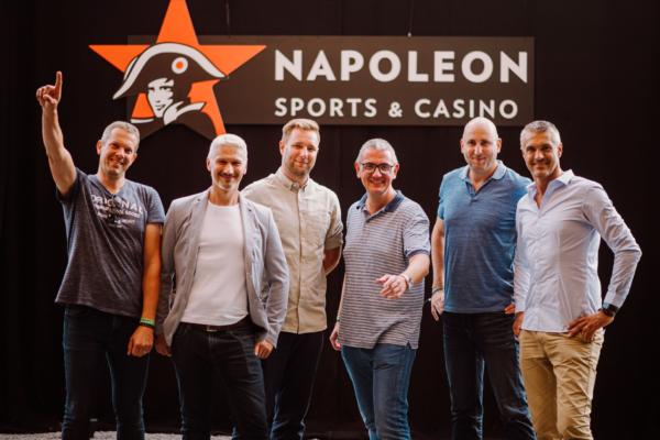 Bij Napoleon Sports & Casino Zitten IT'ers Zeker Mee Aan Tafel. Amon This Is IT 2021. ICT & Digital Coach Of The Year.